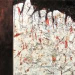 aufbruch II,acryl:material a.l. (80x145cm) -